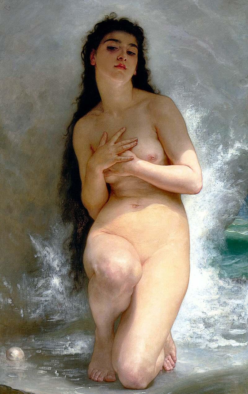 william-bouguereau-la-perle-1894