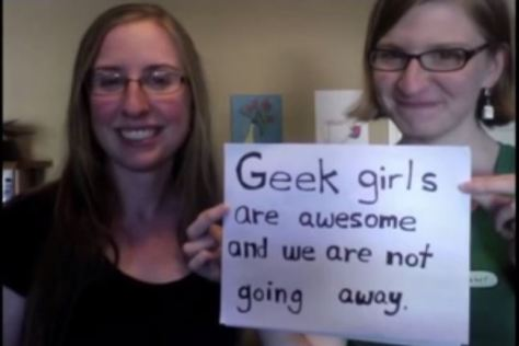 Elderlygeek-girls