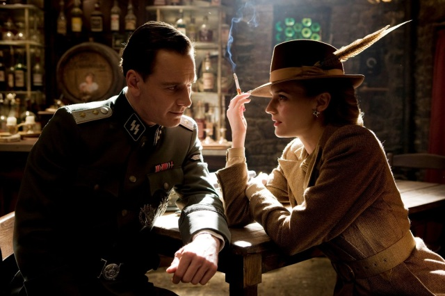 romantic Nazis Fassbender and Kruger